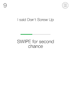 Don't Screw Up! Screenshot