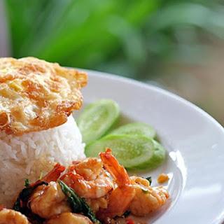 True Thai Basil Pork (Gaprao Moo Kai Daao)