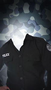 Police Suit Photo Maker screenshot 1