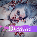 Dreams meaning and interpretation dictionary icon