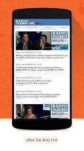 Radyo Inquirer DZIQ - náhled