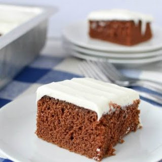 Easy Chocolate Cake recipe - How to make a Chocolate cake from Scratch.