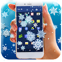 Color Snow In Phone icon