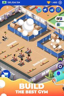 アイドルフィットネスジムタイクーン-ワークアウトシミュレーターゲーム
