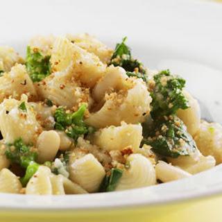 Broccoli Rabe, White Bean & Fontina Pasta