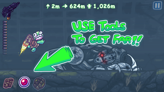 Super Toss The Turtle (MOD, Unlimited Money) 4