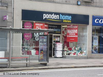 Attractive Ponden Home Interiors On Union Street Soft Furnishings In City
