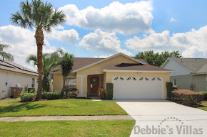 Orlando villa to rent, close to Disney, Kissimmee community, private pool, hot tub, games room
