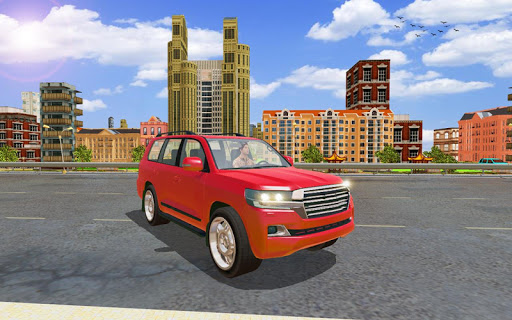 Prado Car Adventure - A Popular Simulator Game apkmr screenshots 4