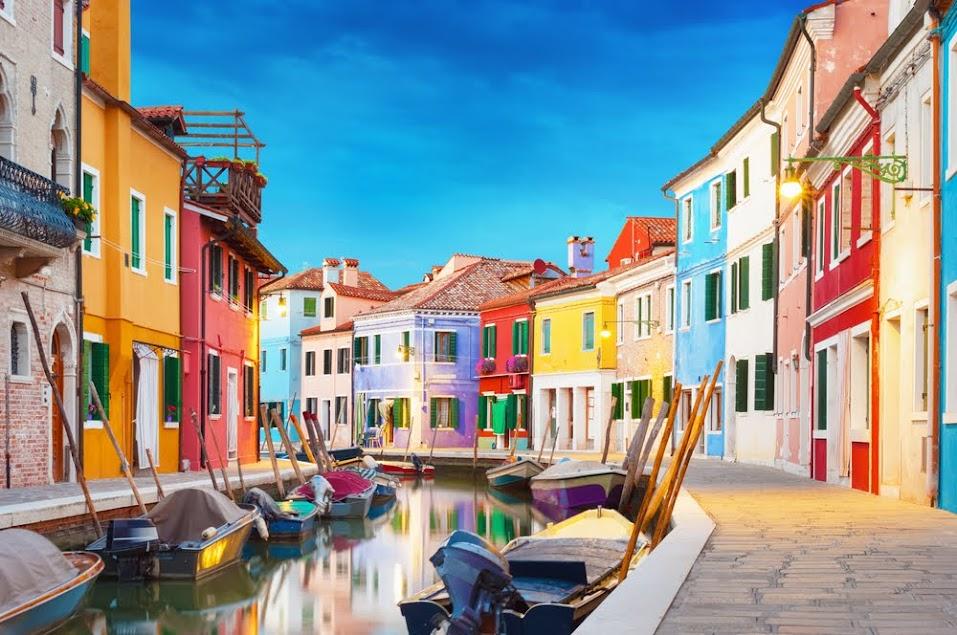 islas más bonitas de Venecia