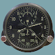 Aviation Clock Ad Free icon