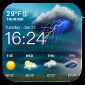 Tải tải ứng dụng thời tiết APK