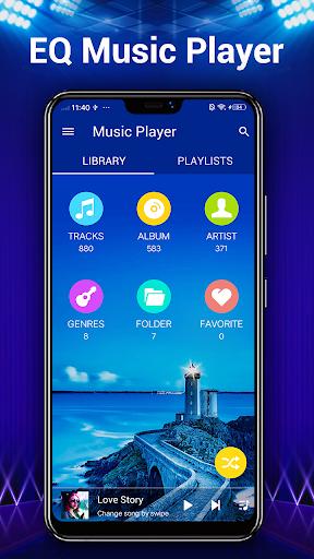 Music Player - Mp3 Player 3.2.0 screenshots 2