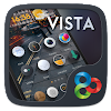 Vista Go Launcher Theme