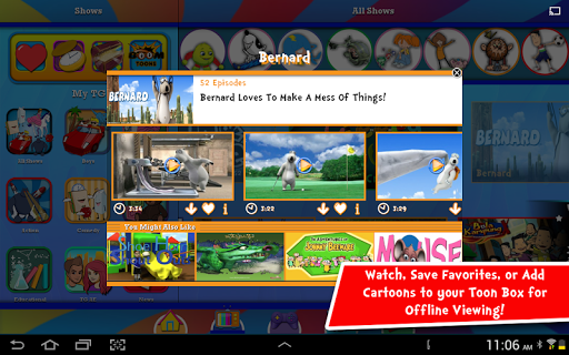 【免費娛樂App】Toon Goggles - Carrier Billing-APP點子