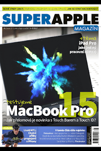 SuperApple Magazín- screenshot thumbnail