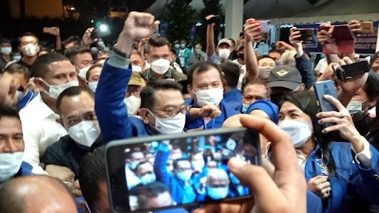 SBY Dinilai Pasang Jebakan Batman untuk Moeldoko - VIVA