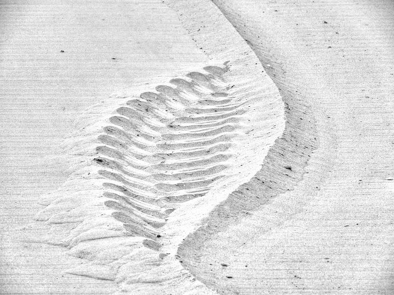 Impronte. di niro