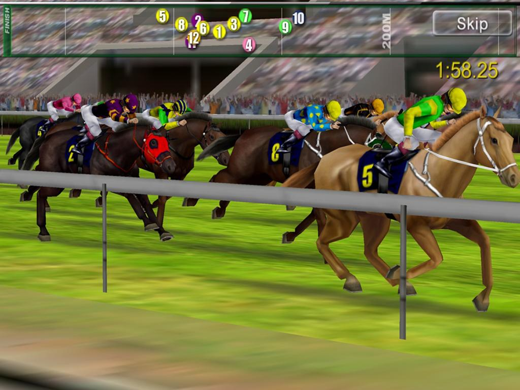 iHorse Betting- screenshot
