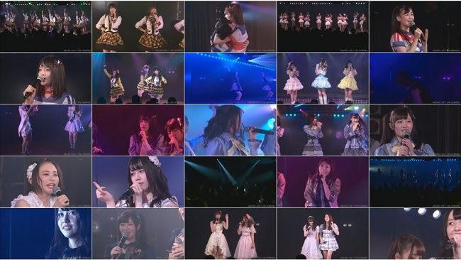181203 (720p) AKB48 村山チーム4 「手をつなぎながら」公演 大川莉央 卒業公演 Live 720p