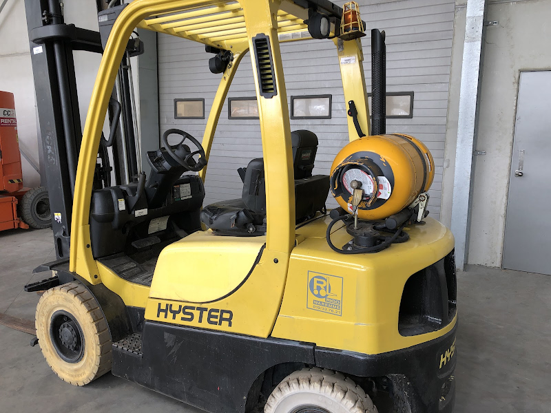 Picture of a HYSTER H2.5FT