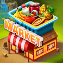 Supermarket City : Farming game icon