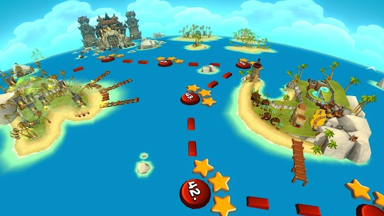 Tropical Wars - Pirate Battles Screenshot