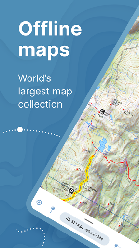 Avenza Maps: Offline Mapping Apk 1
