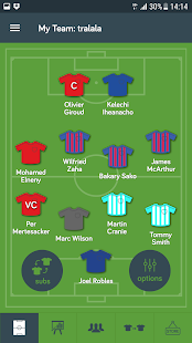 Fantasy Champions League - náhled