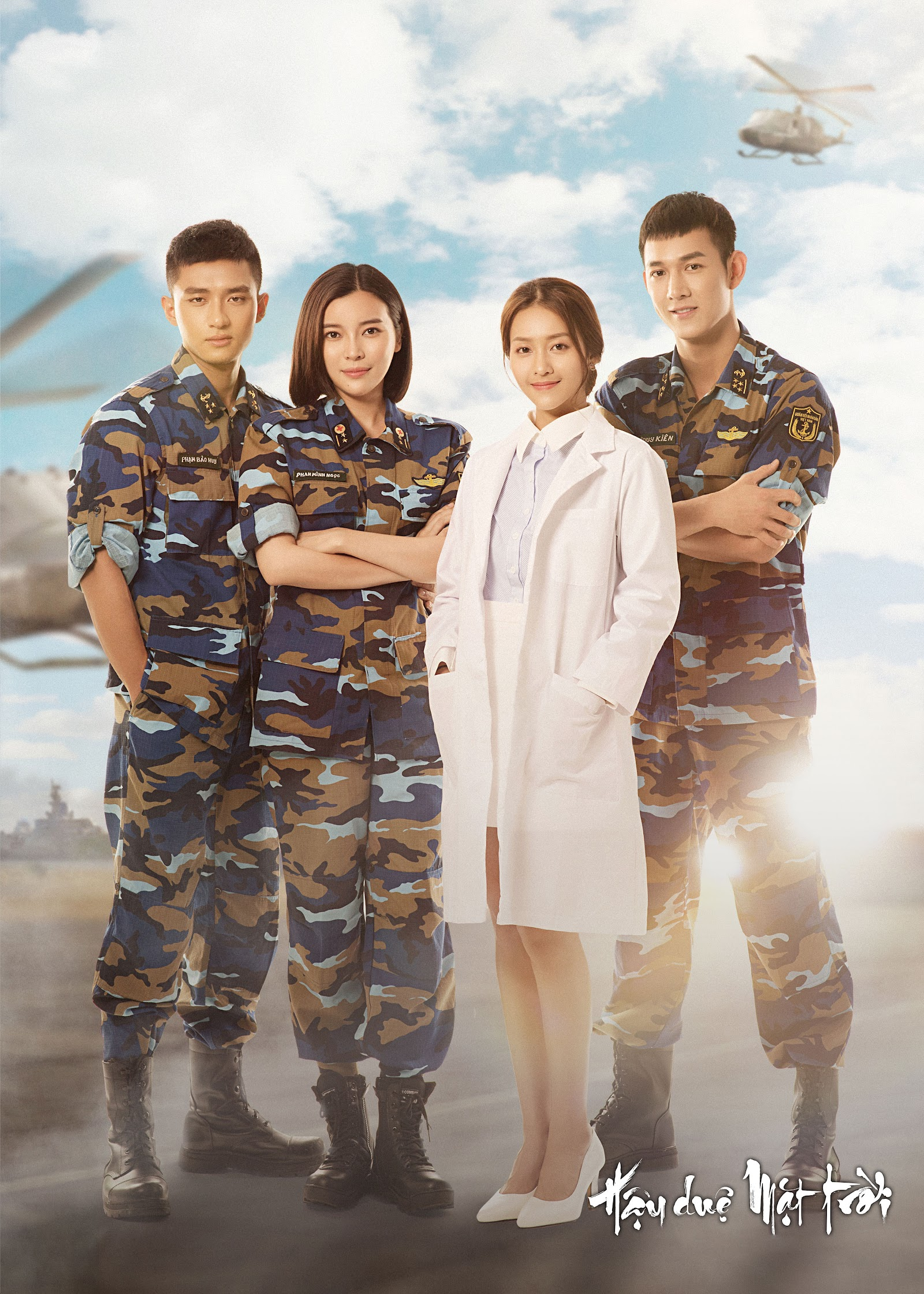 Jul 2017. For more than a year, the stars of the hit South Korean military romance Descendants Of The Sun had dismissed rumours that they were dating.