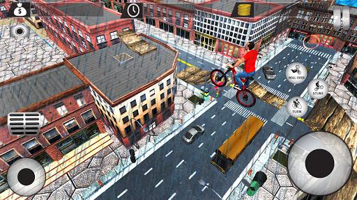 BMX Freestyle Stunt Rider 1.0 Mod screenshots 5