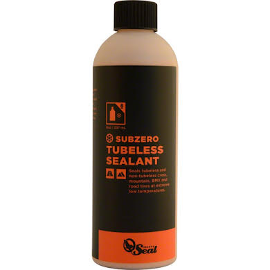 Orange Seal Subzero Tubeless Sealant, 8oz