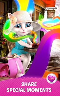 Talking Angela- screenshot thumbnail