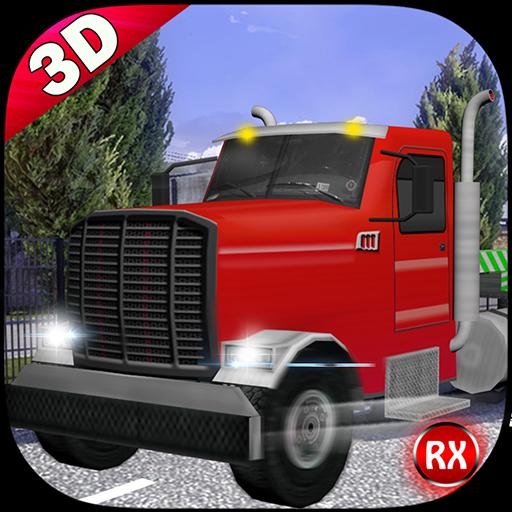 トラック運転シミュレーター3D 模擬 LOGO-玩APPs