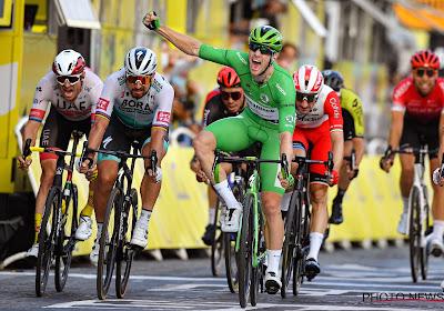 """🎥 Bennett blikt terug op het winnen van de groene trui en op Champs-Élysées: """"Lefevere en ik zijn whiskey-mannen"""""""