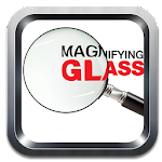 Magnifying Glass Simulator