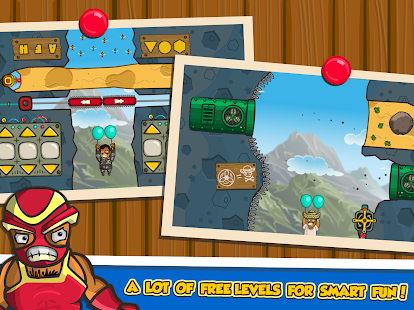 Amigo Pancho 2: Puzzle Journey- screenshot thumbnail