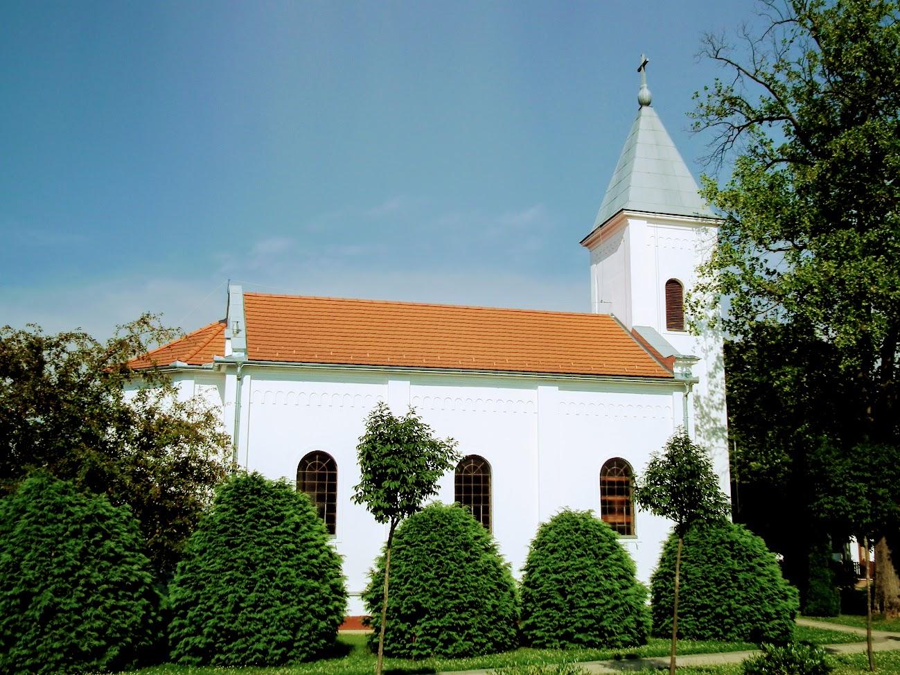 Nagyatád - evangélikus templom