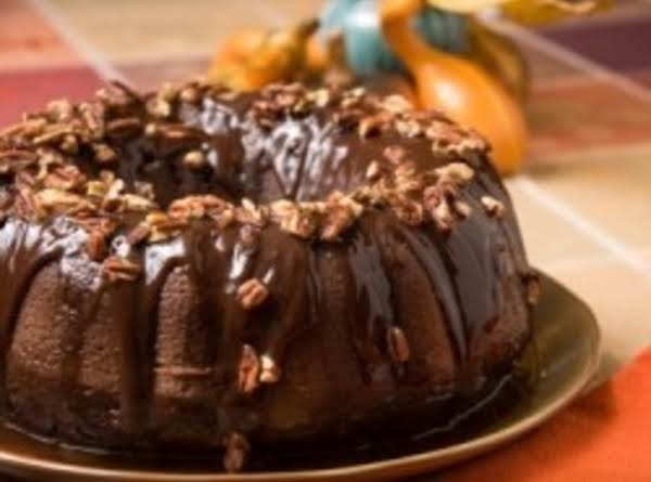 Apple Praline Cake Recipe