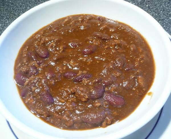Steak 'n Shake Chili (copycat)