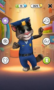 My Talking Tom Apk + Mod (Coins/Tickets / unlocked) for android 4