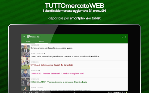 TUTTO Mercato WEB Screenshot 8