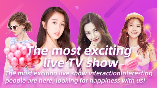 Lucky Live-Live Video Streaming App screenshot 1