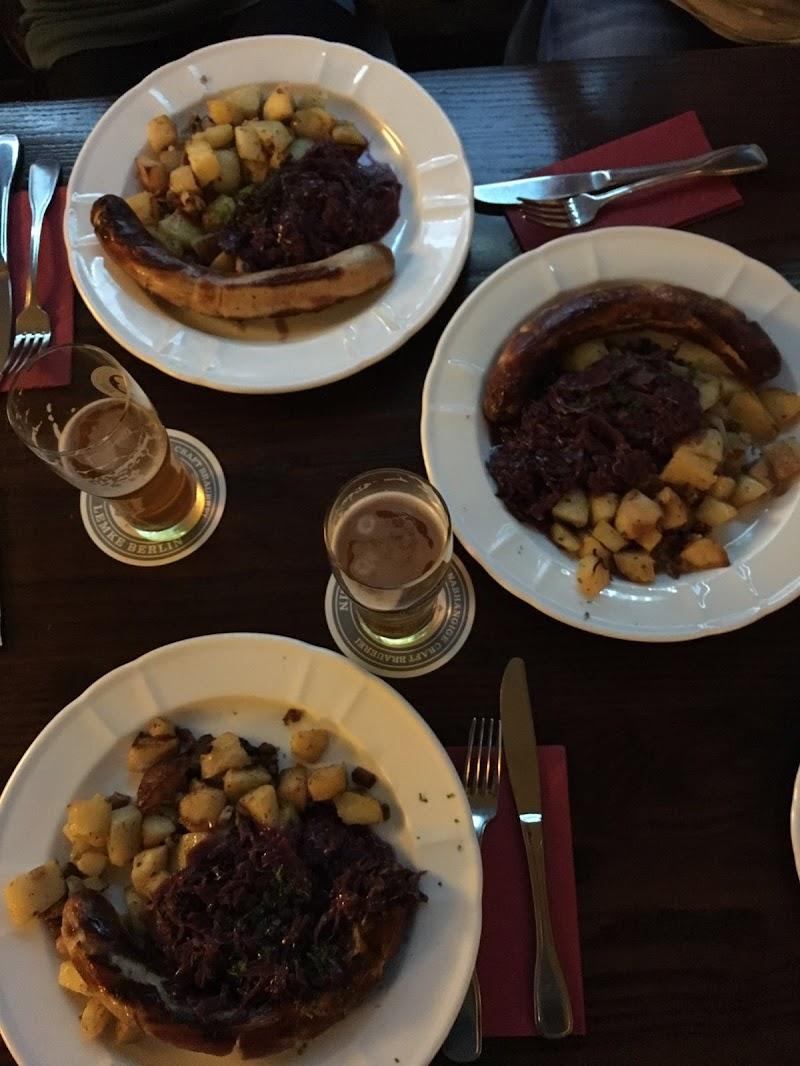 Bretwurst&birra di Akidebi
