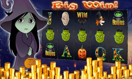 Wild Spooky Kitty Slot Machine