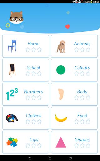 Forvo Kids, learn English by playing  screenshots 9