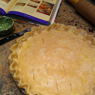 Pioneer Woman's Chicken Pot Pie