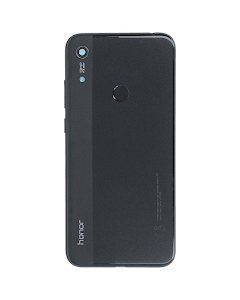 Honor 8A Back Cover Black
