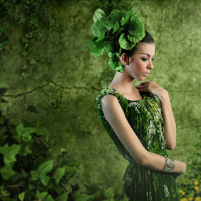 green by M Salim Bhayangkara - People Fashion