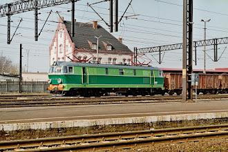 Photo: ET22-540 {Toruń Wschodni; 2003-03-26}